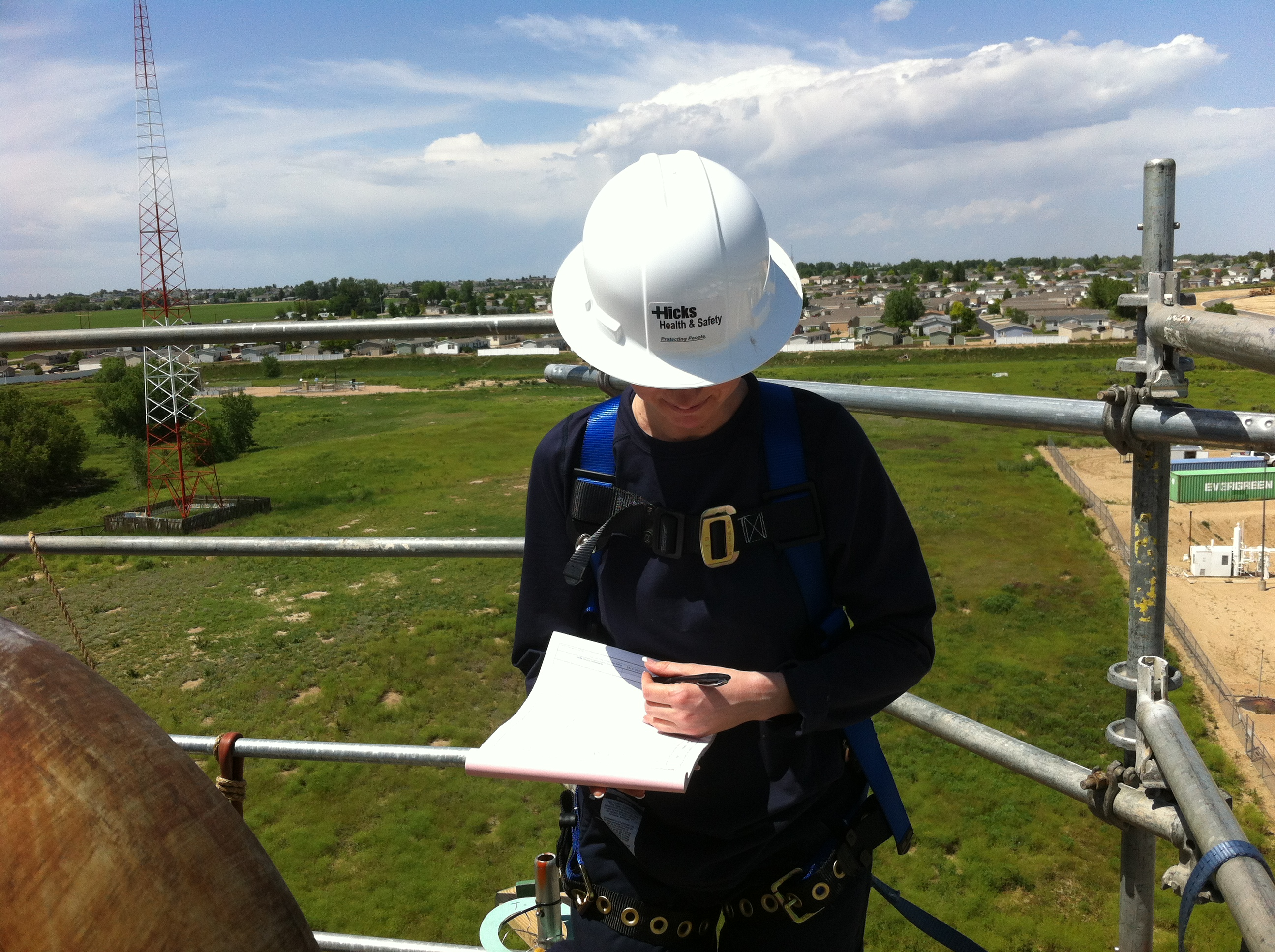 Confined Space Entry Supervision